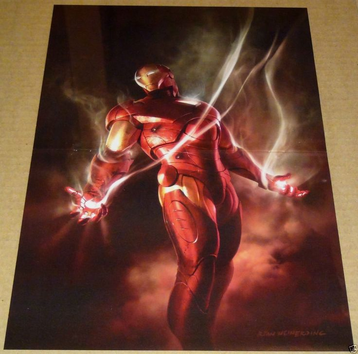 buy chrome hearts online INVINCIBLE IRON MAN MARVEL COMIC BOOK POSTER  5 VARIANT REPULSORS BATTLE DAMAGED