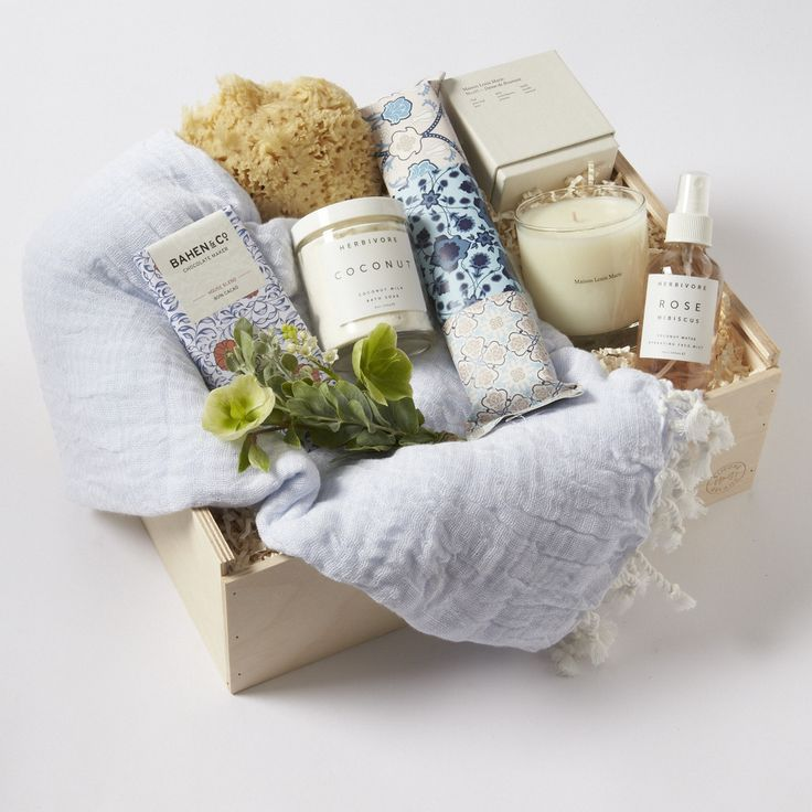 Simone LeBlanc Relaxation Gift Box