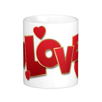 valentine day coffee mugs