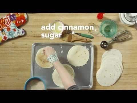 Video: Cinnamon Crisps! | The Pioneer Woman