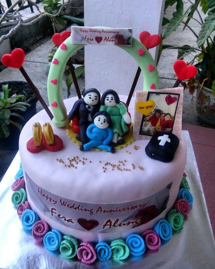 Anniversary Cake Info n Order. 0896 6427 4855