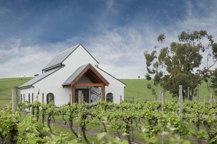 The chapel among the vines at Immerse
