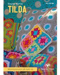 Hefte Bestemorruter Tilda
