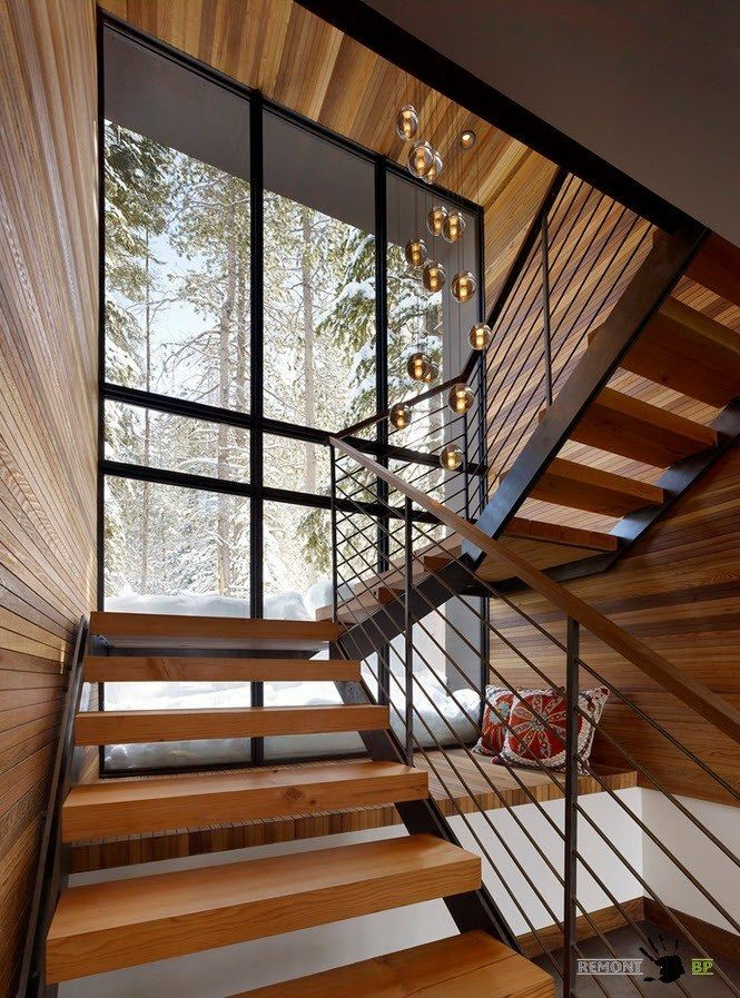 Лестницы из массива цены