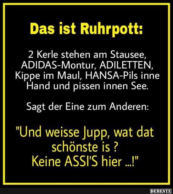 Das ist Ruhrpott..