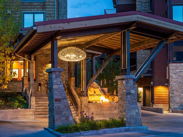 Your Room Key to learning more about the Hotel Terra in Jackson Hole, Wyoming. Amanda Brooks shares her recent stay at the Hotel Terra.