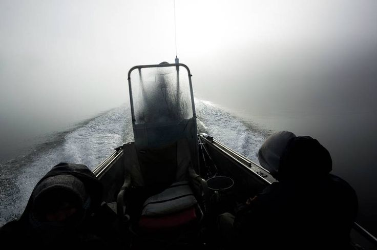 Living in a Fishing Village in Alaska