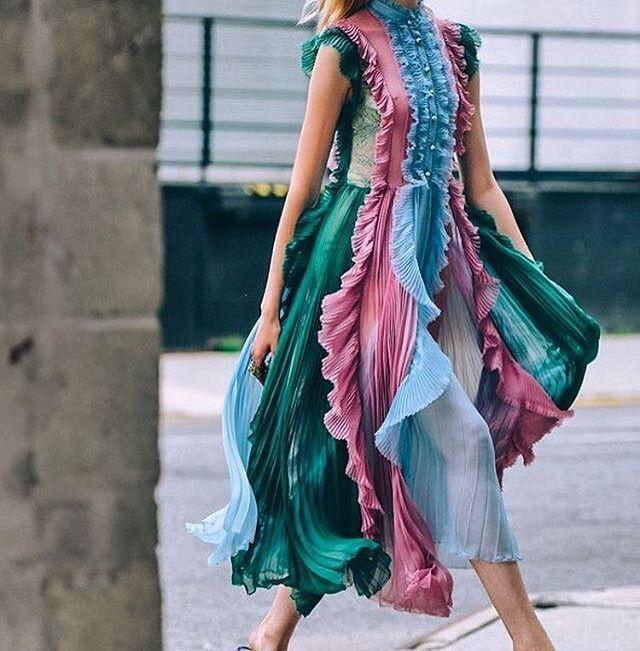 Dress by Gucci
