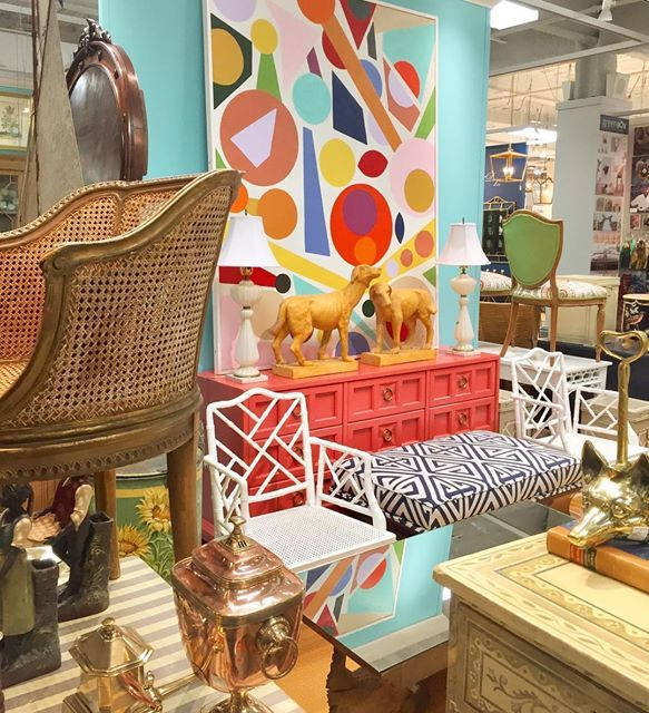 Vintage & Antique Goods for the Home / Event Space / Community Workshop / Creative Co-op