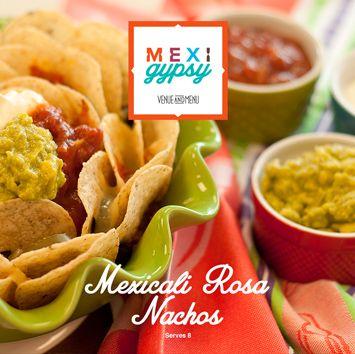 Mexicali Rosa Nachos