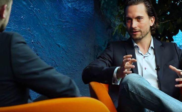 Prof. Dr. Cai-Nicolas Ziegler, CEO von XING EVENTS, sprach auf der CO-REACH mit vidream über das Thema Growth-Hacking.