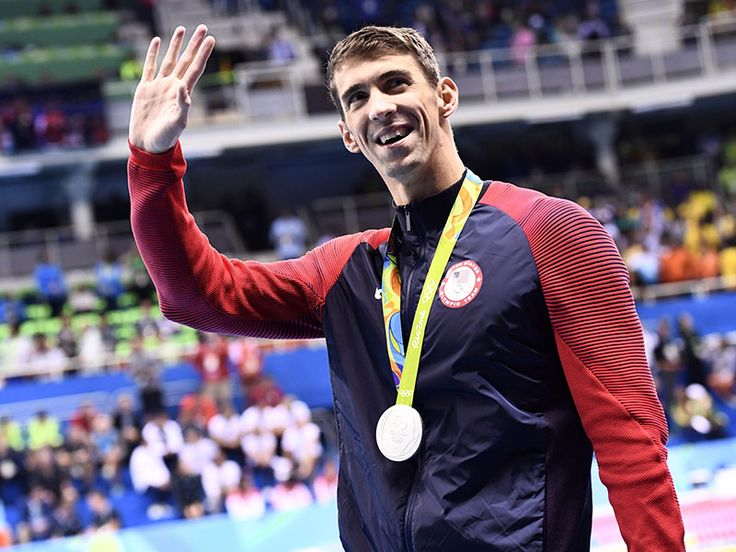 It's a 3-Way Tie! Michael Phelps and Two Others Win Silver in the 100-Meter Butterfly