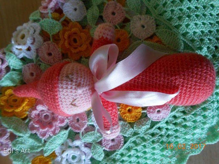 Bambola notte bebè, by Le creazioni di Edi, 8,00 € su misshobby.com