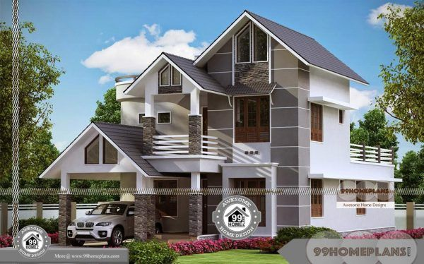 Design Your Dream House Online Free Two Story Modern Concept Homes Design Your Dream House Classic House Design House Design