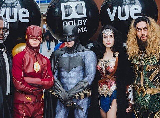 Reposting @dirtees: We brought together this happy, crime fighting bunch for a special promotional event of Justice League last Saturday in @vueeindhoven.  Have you been there? Igor, @camkatarn, @palepainter en @nerdymcnofriends, dankjulliewel!!! -Melvin #justiceleague #cyborg #flash #batman #wonderwoman #aquaman #dc #dccomics #dceu #superman #cosplay #cosplayers #cosplaying #cosplayersofinstagram #dutchcosplayer #dutchcosplay #belgiancosplayer #belgiancosplay #cosplaycouple #warner