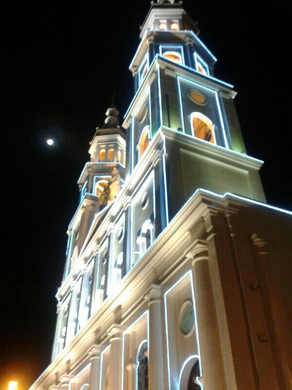 Sagrada familia in Bucaramanga mi ciudad Bonita. ....Bucaramanga