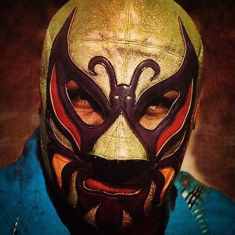LA MARIPOSA (Japón 1970) #milmascarasoriginal #milmascaras #mrpersonalidad #50años #mexico #japon #potosino #japan #milmascarasoficial #mask #ミルマスカラス #ロペス製