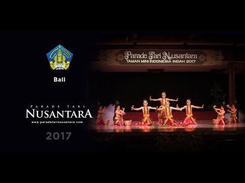 Parade Tari Nusantara 2017 - Patemon Teruna Daha -Bali