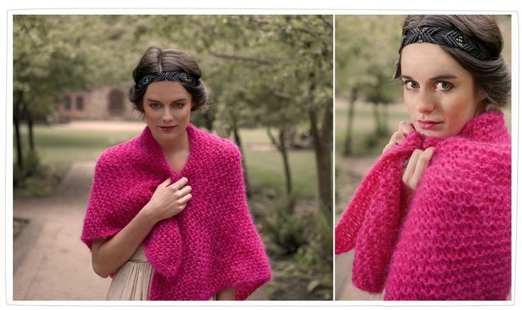 Session with Breaking the Wool. Shocking pink. Yes I would!