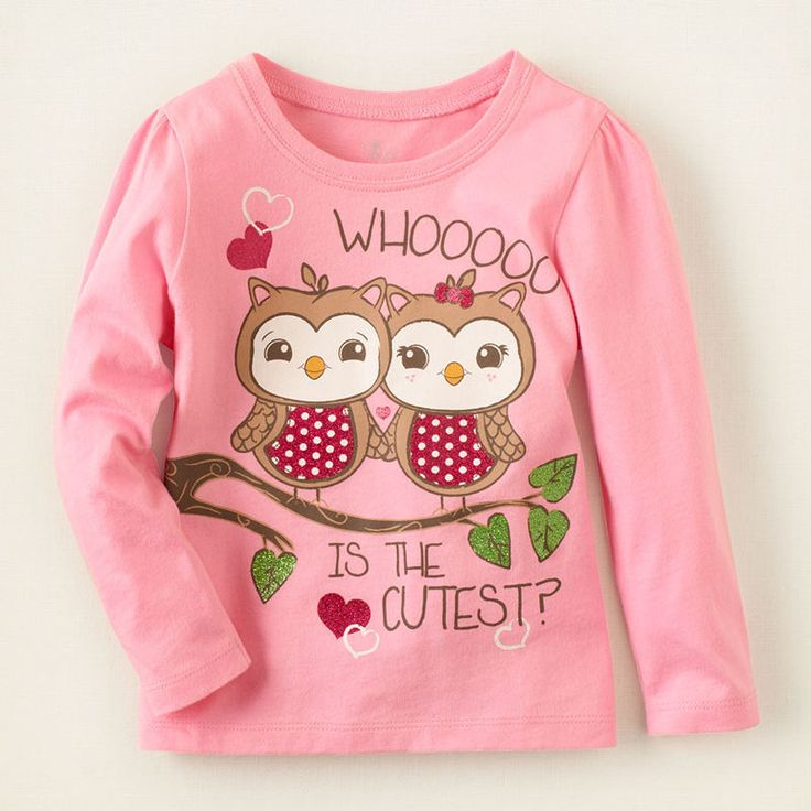 Retail Brand 100%cotton Spring kids baby girls clothes tshirts children's blouse Long sleeve tshirts Cartoon Casual dress Cute-in Tees from Mother & Kids on Aliexpress.com | Alibaba Group