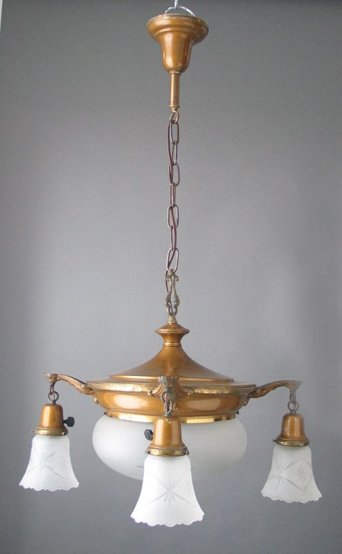 Historic houseparts · vintage lighting