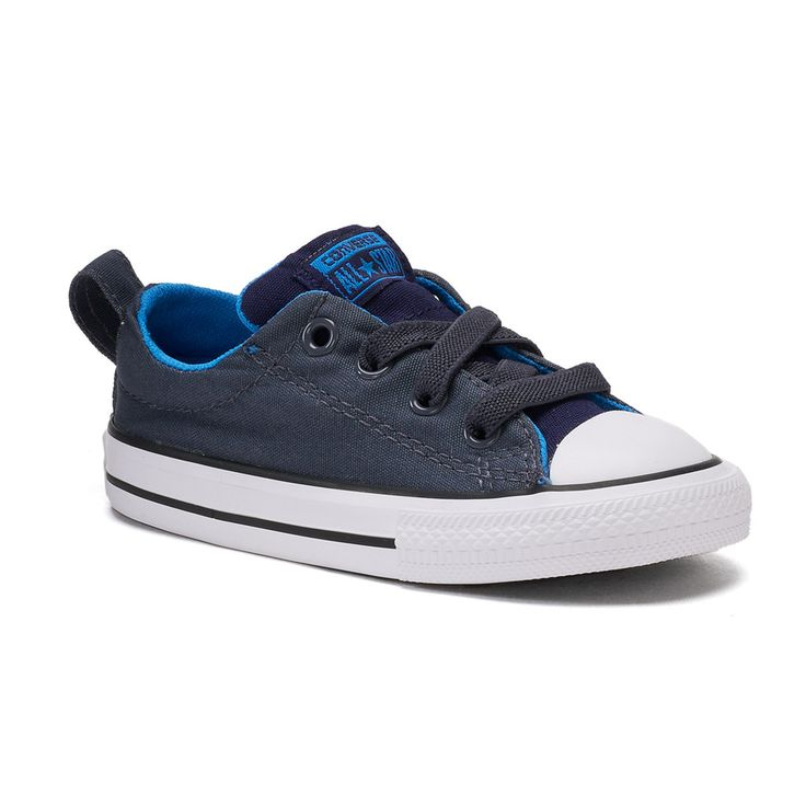 Toddler Boys' Converse Chuck Taylor All Star Street Sneakers, Size: 10 T, Turquoise/Blue (Turq/Aqua)