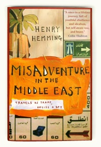 Just finished, brilliant read for travellers, artists, travelling artists, MidEast lovers...
