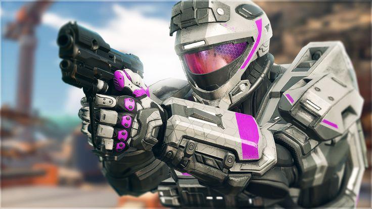 SPARTAN IV Showcase (Halo 5) by StrawberryMIII