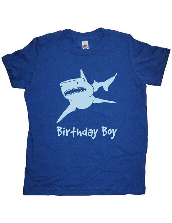 Birthday Shark Shirt