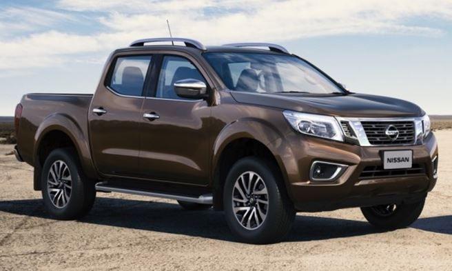 Nissan Frontier 2016 picape