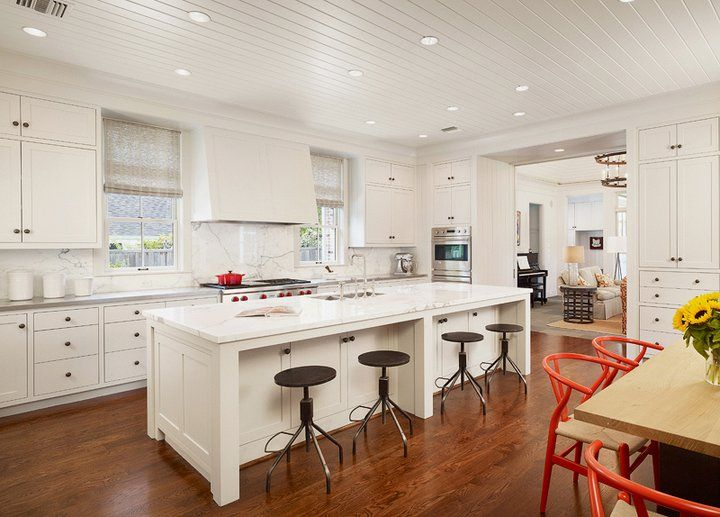 White Kitchens With Windows Photo Gallery