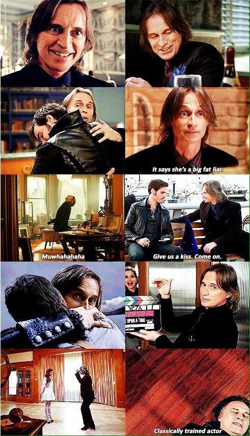 Robert Carlyle ladies and gentlemen!