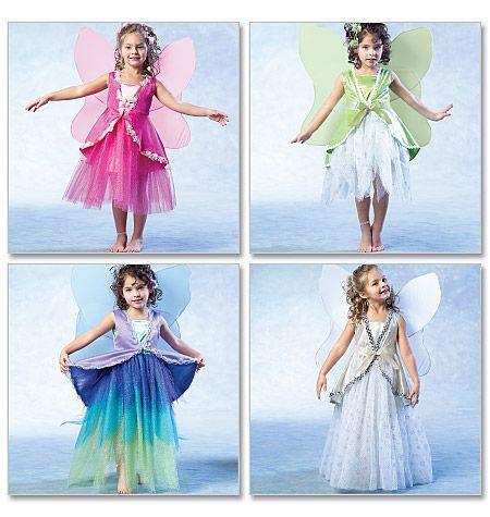 The fairy flower girl dresses...I love them all! However I only need 2, How do I choose?!