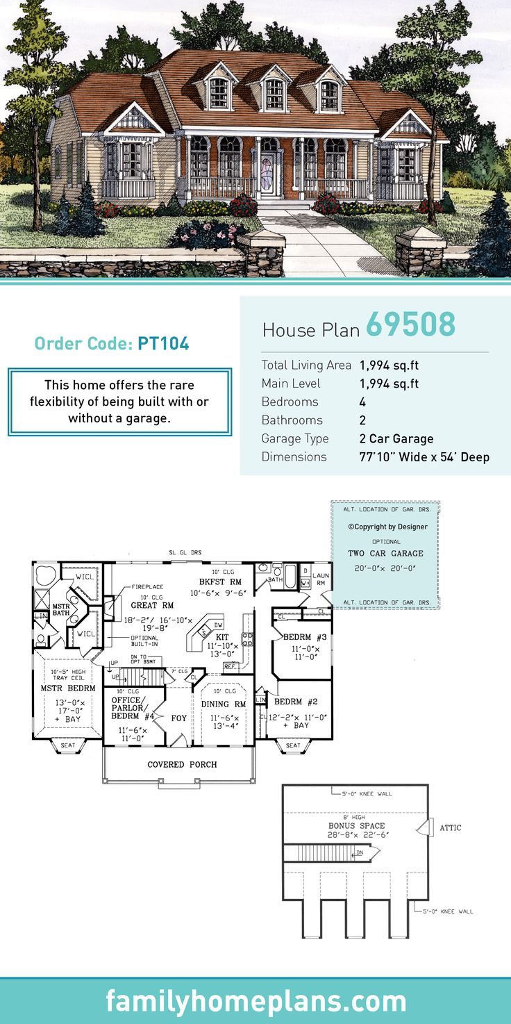 53 best cape cod house plans images on pinterest cape for Cape cod renovation floor plans