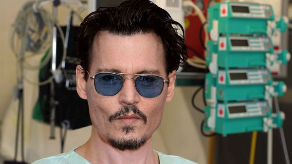 Inspiring: When Johnny Depp Heard An 8-Year-Old Fan Was Dying Of Cancer, He Enrolled In Medical School - Click, read, share @clickhole