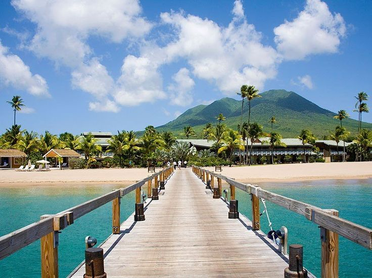 """Our readers think of Nevis as a """"secret hideaway,"""" the """"hidden gem of the Caribbean."""""""