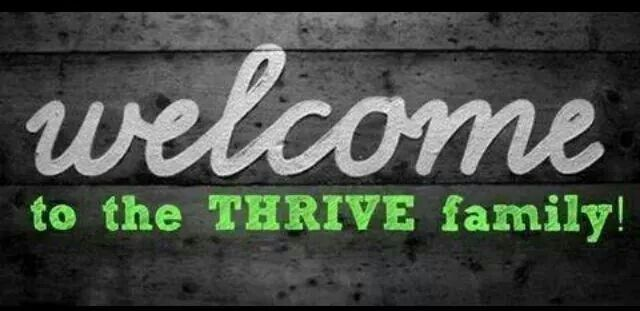 Get your Thrive On!! Sign up for Free with no obligation at: www.debibrooks.le-vel.com