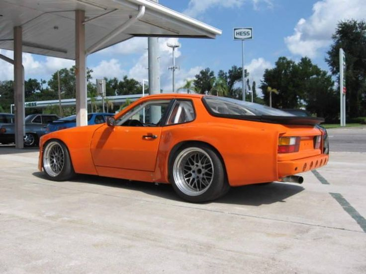 Image result for porsche 944 outlaw
