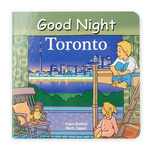 Goodnight Toronto - mini mioche - organic infant clothing and kids clothes - made in Canada