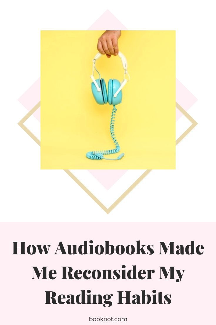 Audiobooks Transcend Format And Help Me Transcend My Habits Reading Habits Audiobooks Audio Books
