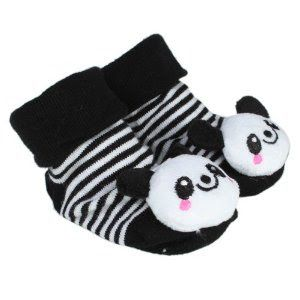 Shop Sepatu - Unisex Kartun Bayi Balita Anak Bayi Newborn Non-slip Anti-slip Slipper Socks socking Sepatu Boots 3D Panda Desain   Pusat Sepatu Bayi Terbesar dan Terlengkap Se indonesia