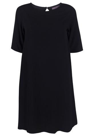 Mister Zimi Tina Dress in Black ($150)