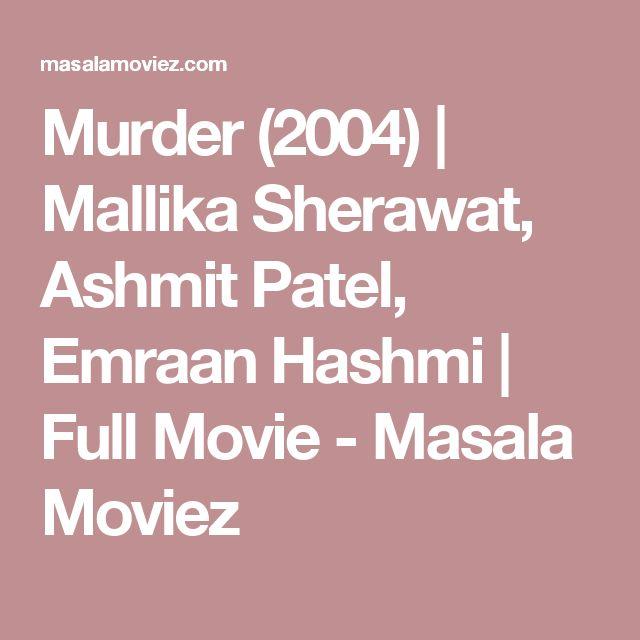 Murder (2004) | Mallika Sherawat, Ashmit Patel, Emraan Hashmi | Full Movie - Masala Moviez