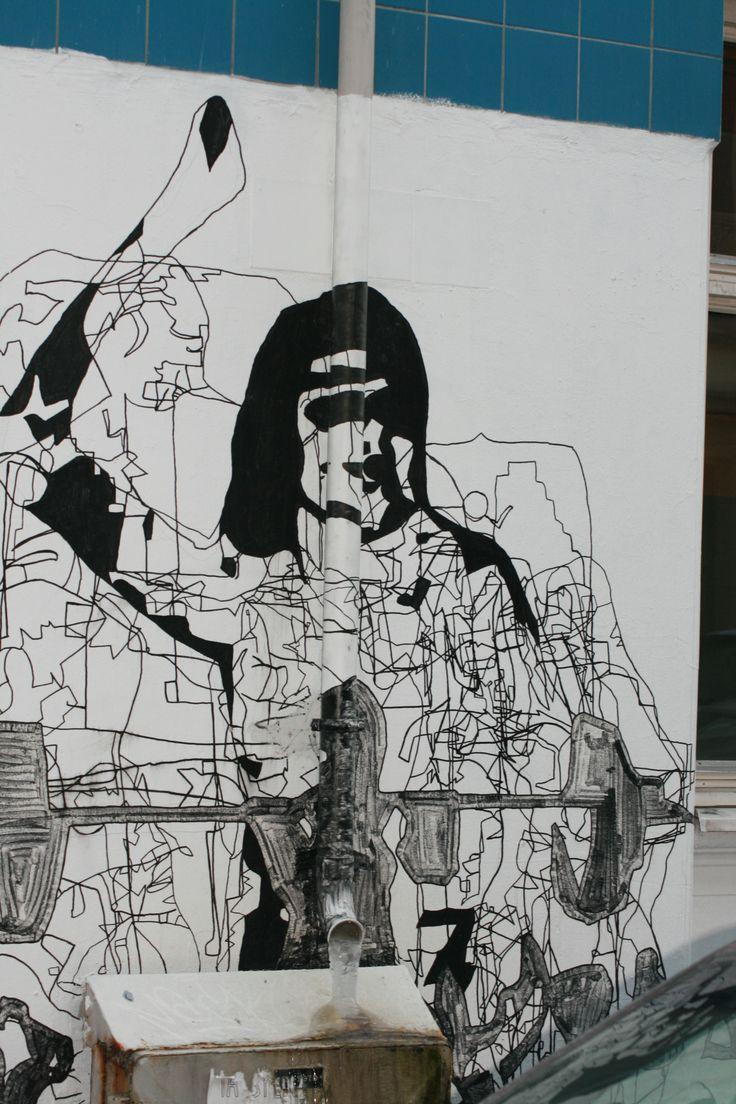 Grafitti art oslo - Street Art Oslo 2013