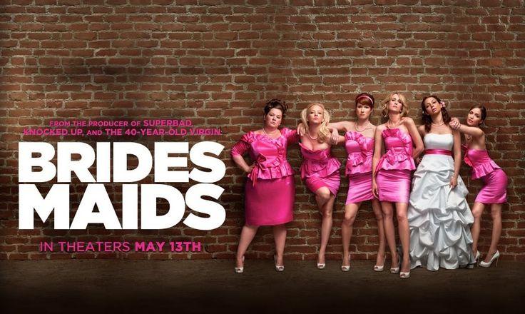 BRIDESMAIDSFunny Movie, Kristen Wiig, Funniest Movie, Bridesmaid Movie, So Funny, Favorite Movie, Comedy Movie, Chicks Flicks, Brides Maid