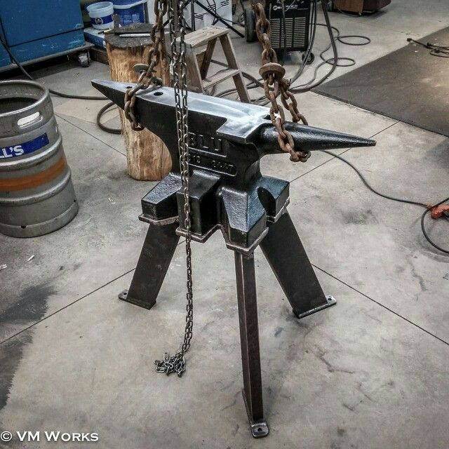 28 Best Images About Anvil Stand On Pinterest Shops The