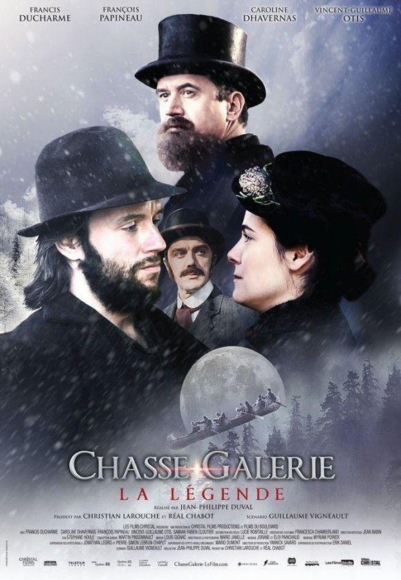 caroline dhavernas Chasse-Galerie  | Caroline Dhavernas en vedette dans le film Chasse-Galerie: La légende ...
