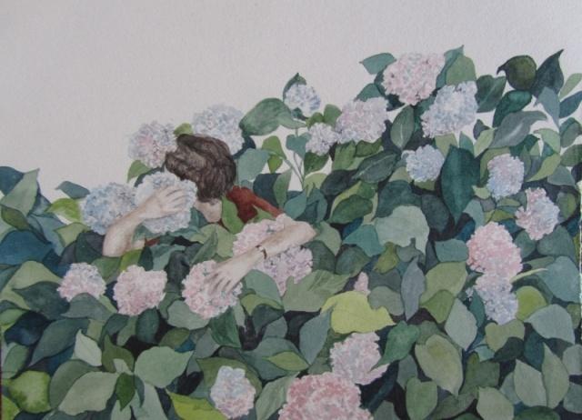 'flagrant' by Monica Rohan, exhibiting at Spiro Grace Art Rooms (SGAR) 14 September — 13 October 2012