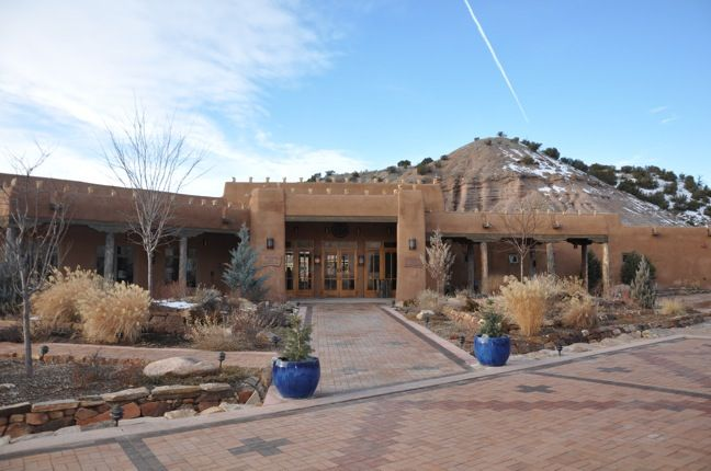 Ojo Caliente Mineral Springs & Spa, New Mexico | Top 5 Eco-Friendly Tourist Attractions in New Mexico www.greenglobaltravel.com