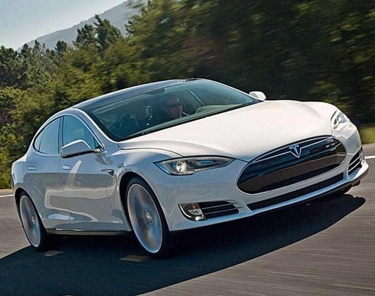 Tesla S Concept